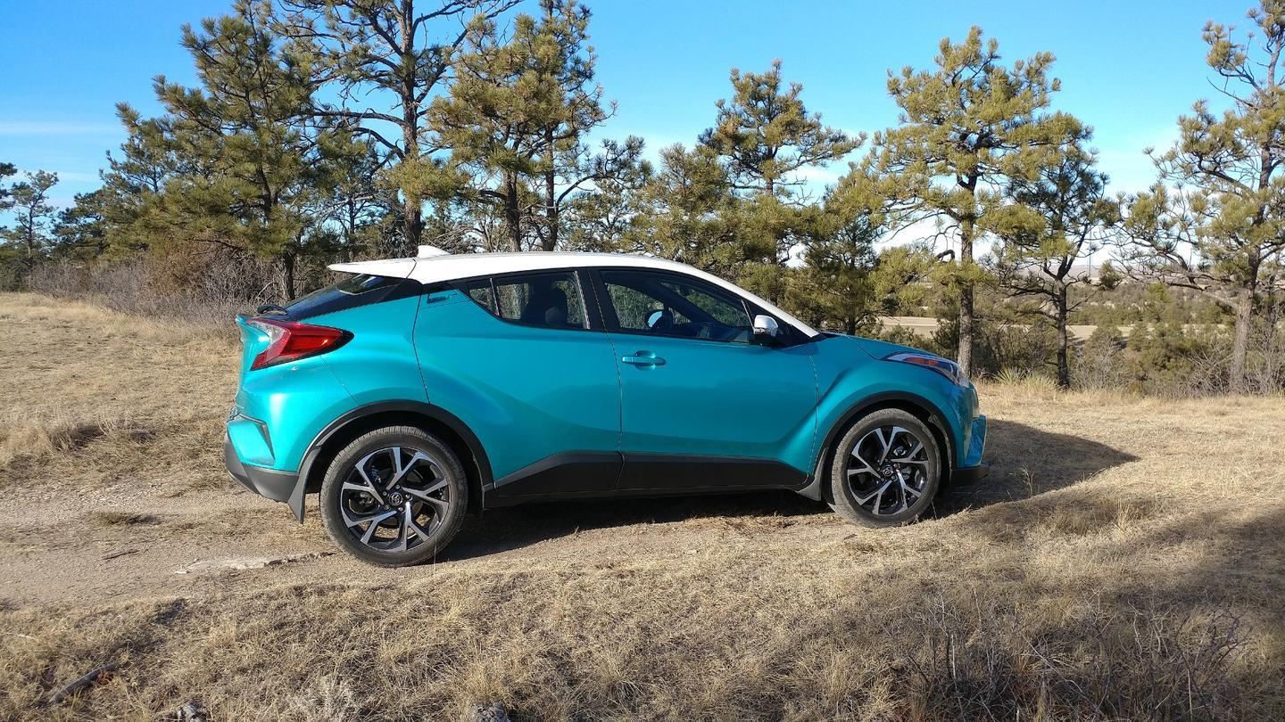 Review: 2018 Toyota C-HR sub-compact ticks all the basics