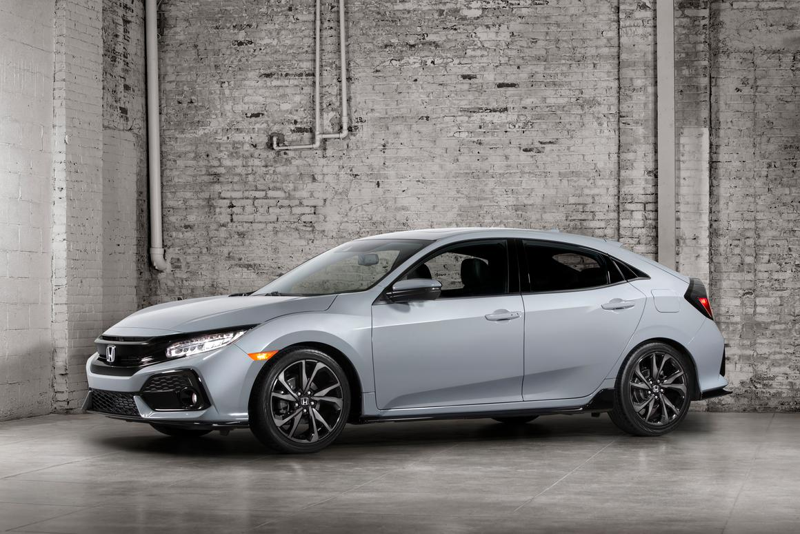 The new Civic hatch is lighter, more efficient and better looking than before