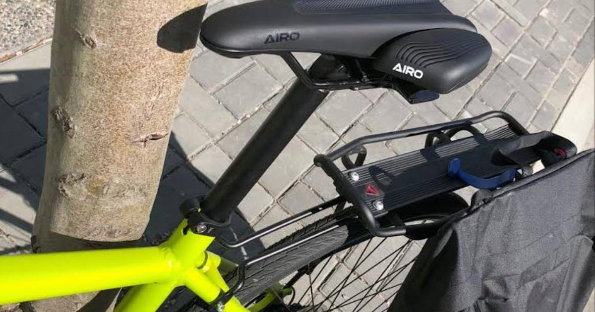 New bike seat will give your butt wings