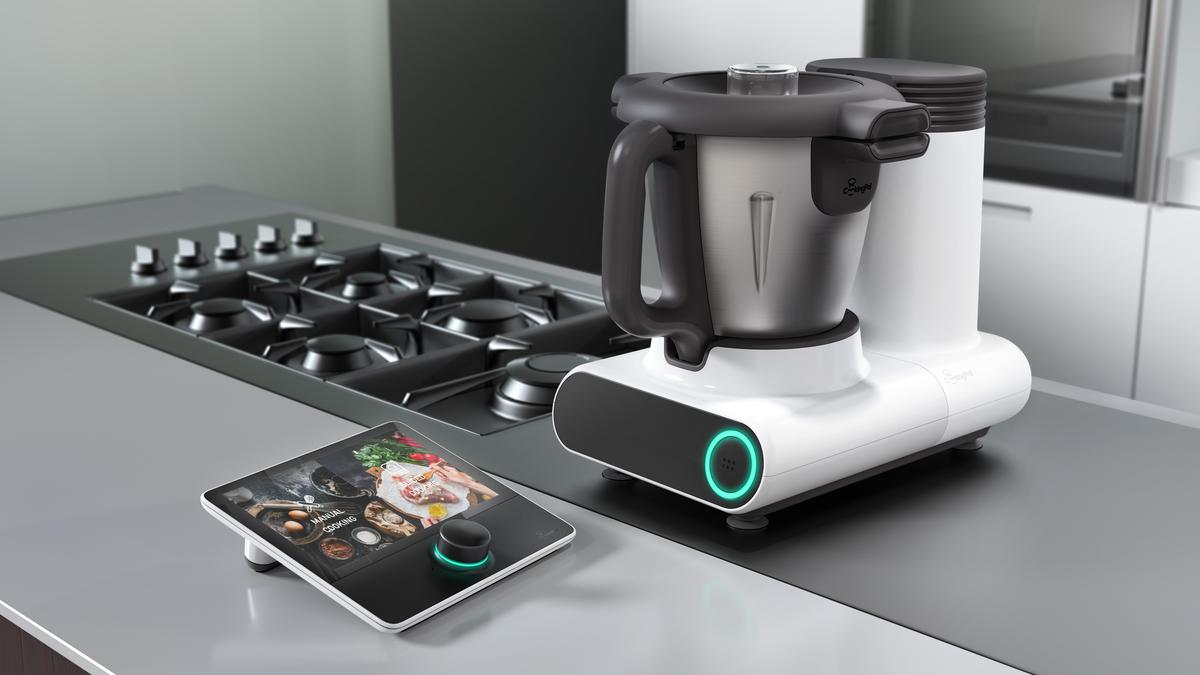 Autonomous cooking system takes the reins in the kitchen