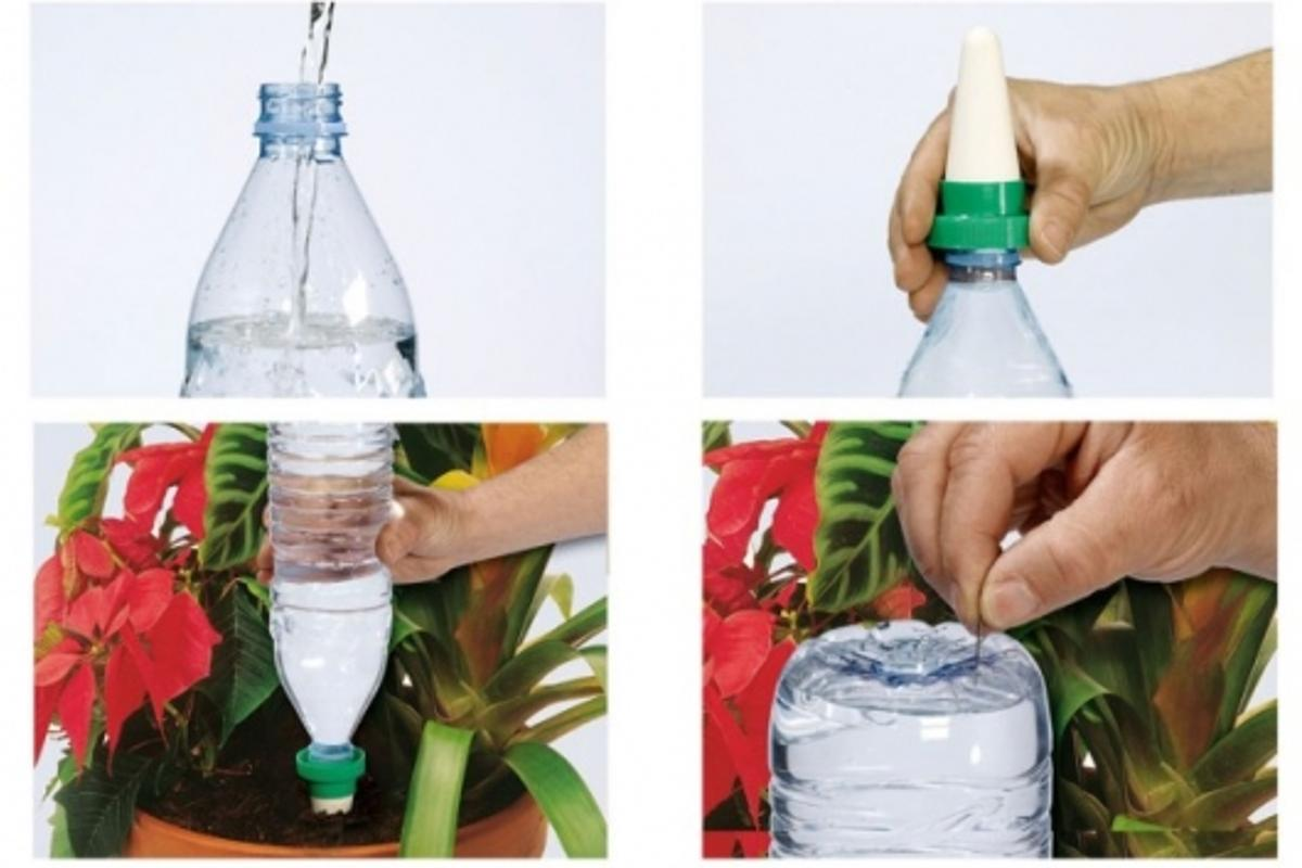 Aquasolo watering system