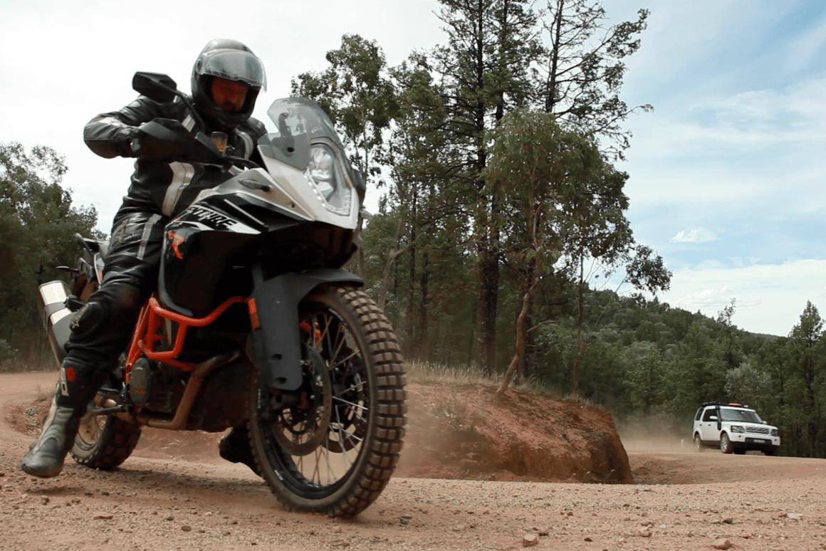 Review: KTM 1190 Adventure R – a giant, 148-horsepower