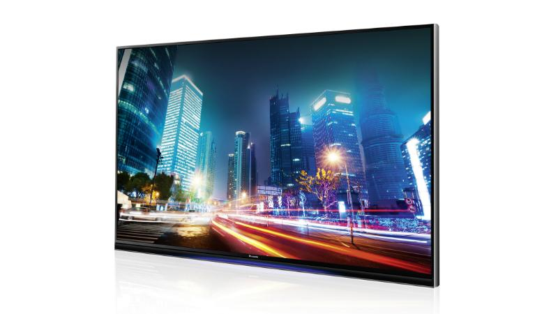 Panasonic has announced two new flagship 4K TV models, the AX900 (above) and the AX850