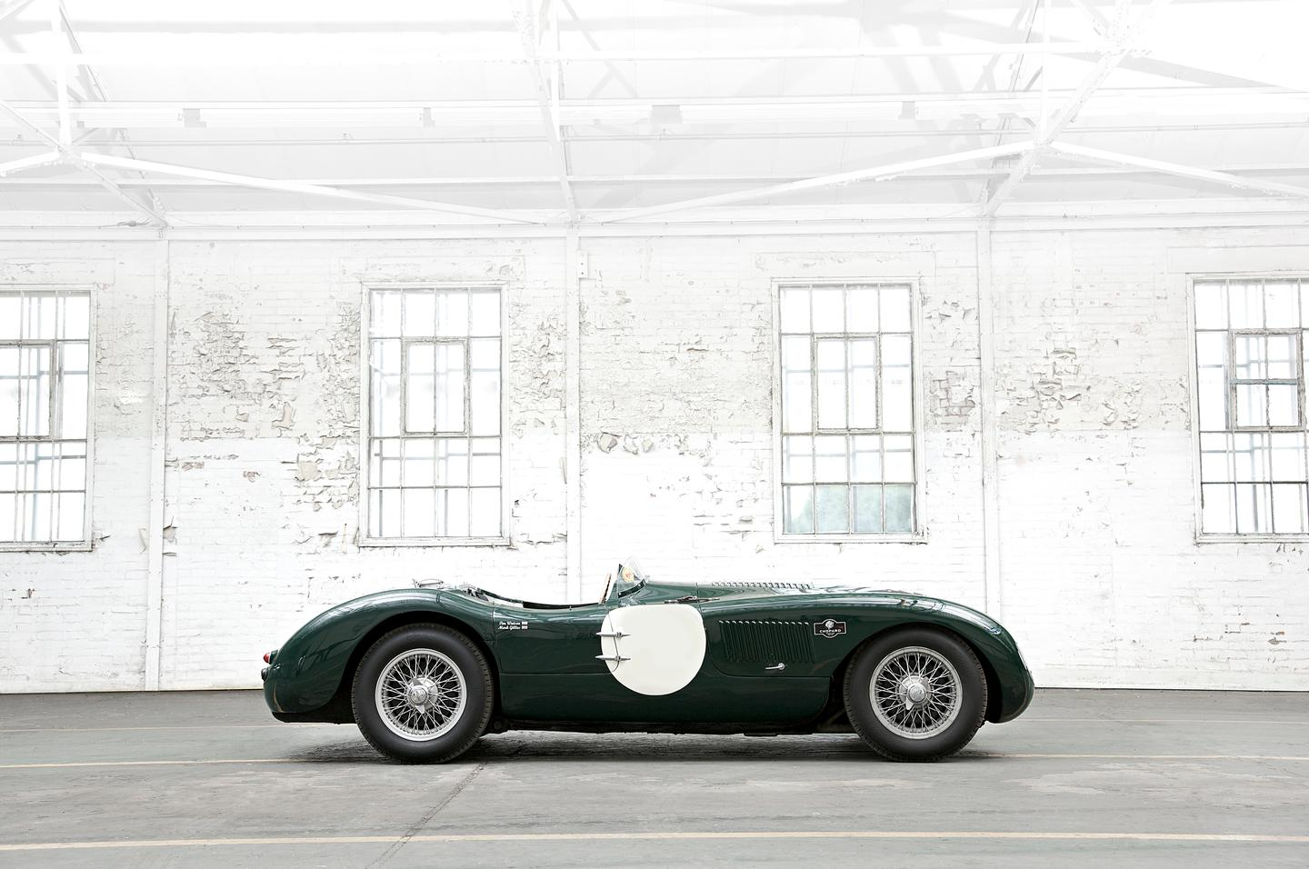 The new Jaguar Heritage Driving Experience gives the public the rare chance to drive cars like the C-Type