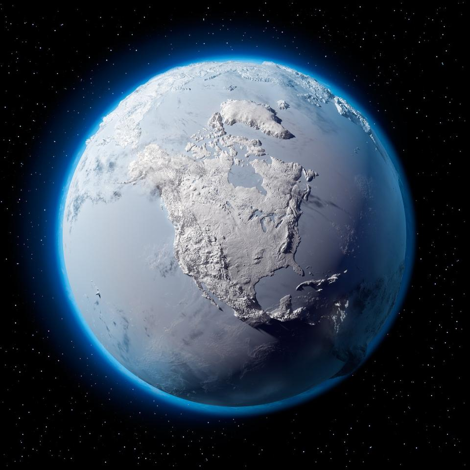 """Simulations suggest """"snowball planets"""" could be more habitable than they look"""