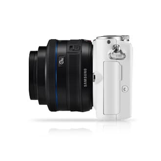 i-Function lens on the NX100