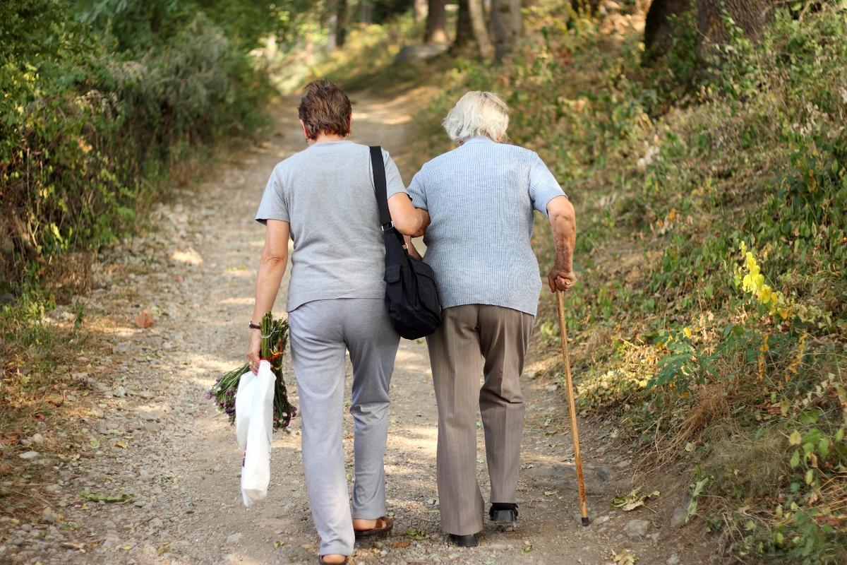 Tracking gait and stride length using non-wearable sensors could be the key to preventing elderly homeowners taking a tumble