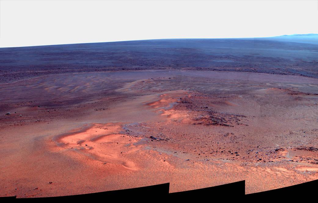 NASA is looking to uncover some bright ideas about how materials already found on Mars can be put to use by human visitors