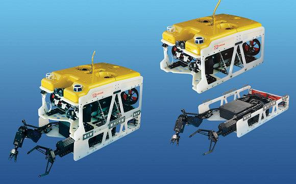 Cougar ROVs will be used to connect KM3NeT's cables and carry out deep-sea monitoring