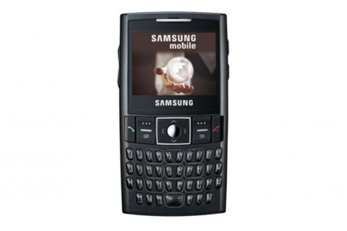 Smartphone sales to overtake laptopsPictured: Samsung i320n smartphone