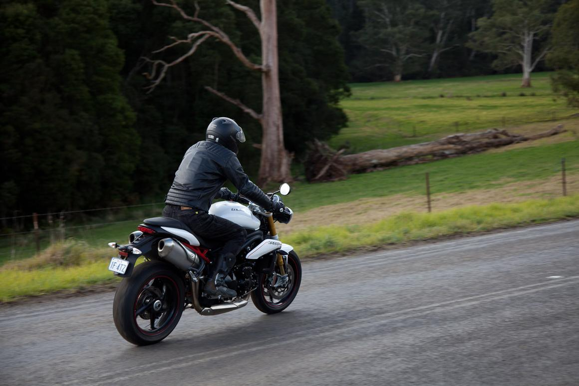 Road test: Triumph Speed Triple R