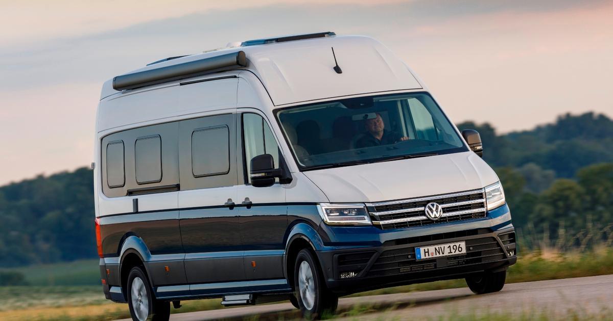 Volkswagen Prices The Grand California Camper Van And Debuts A Longer Sleeker Trim
