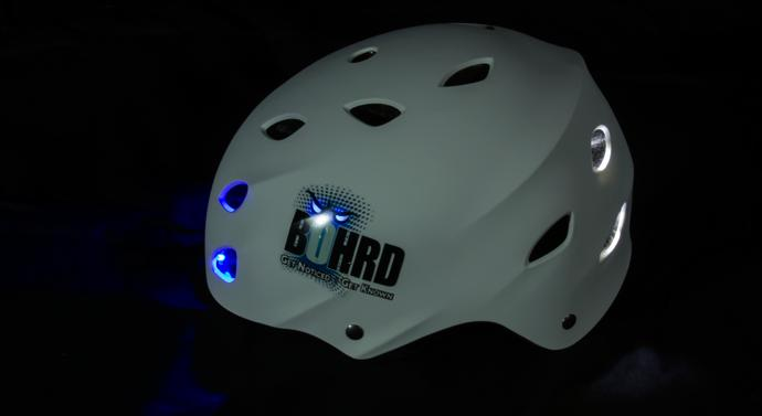 The Light Bohrd Helmet will be available early next year