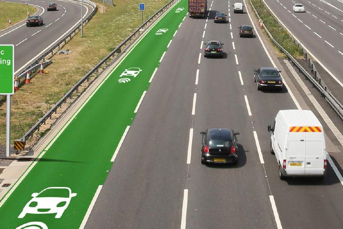 The technology could allow EVs to be driven for longer distances, without the need to stop and charge their batteries