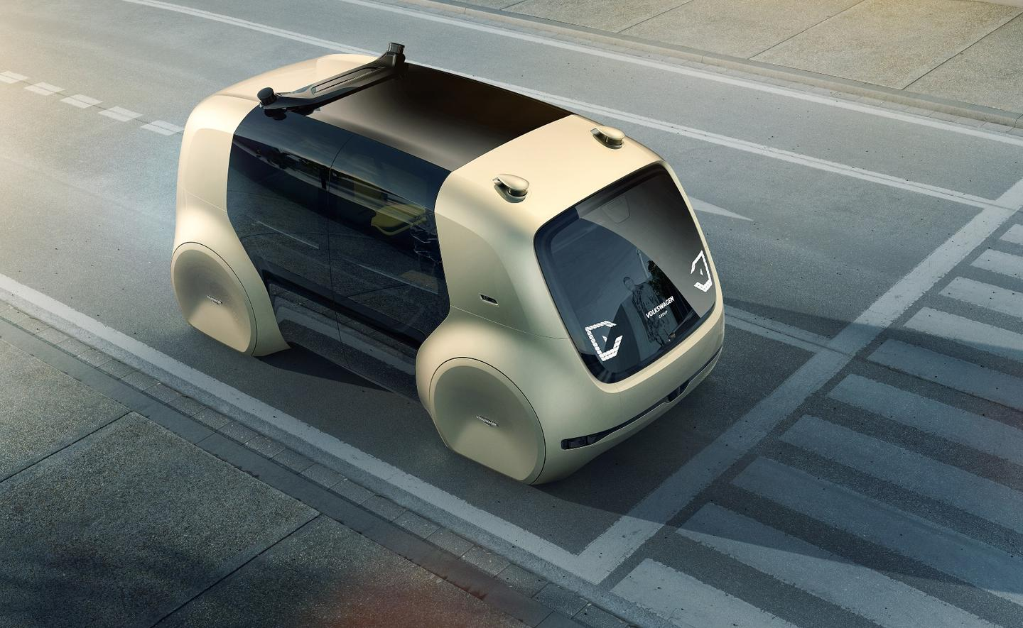 Sedric is a clumsy conjunction of SelfDriving Car