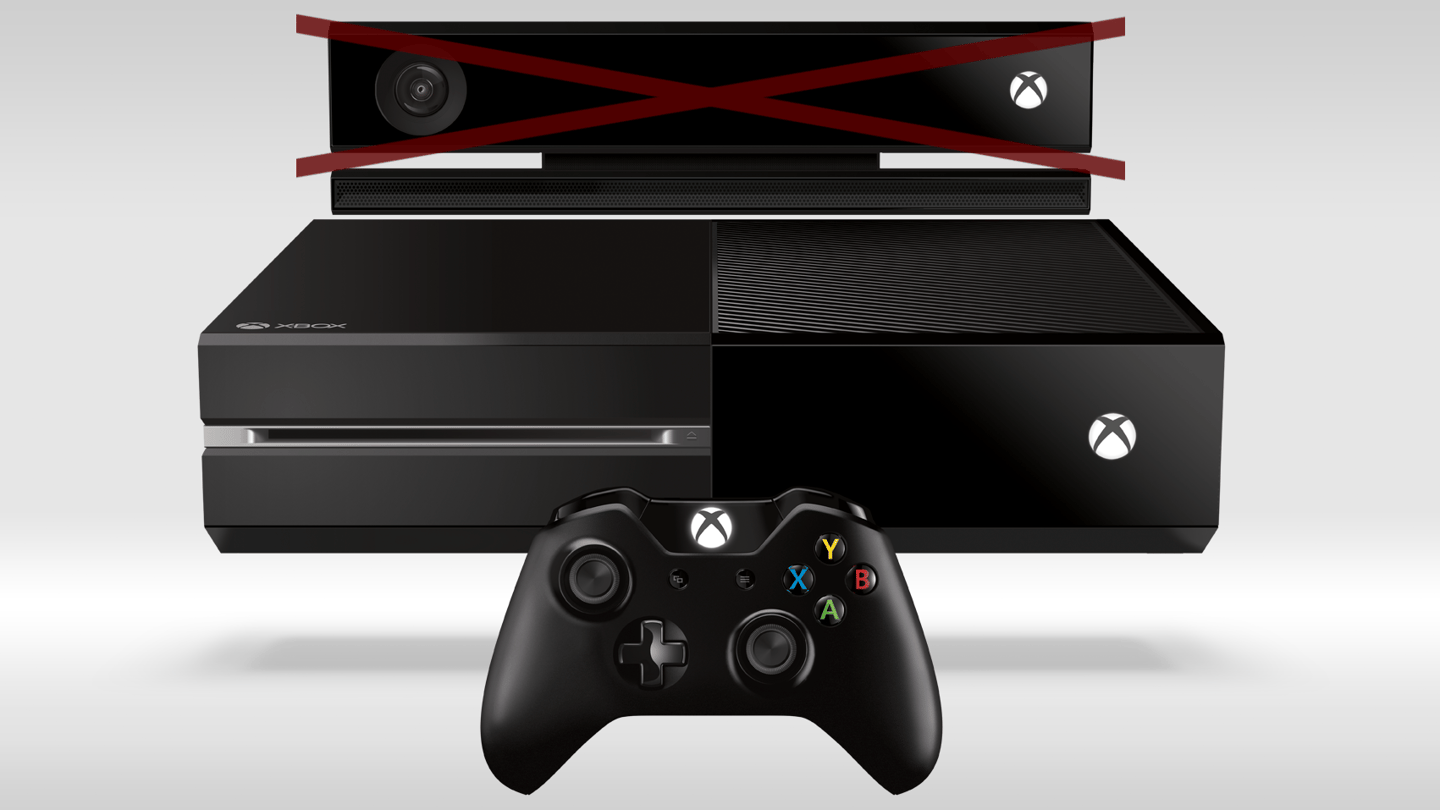 Microsoft will sell a cheaper version of its console that does not include the sensor