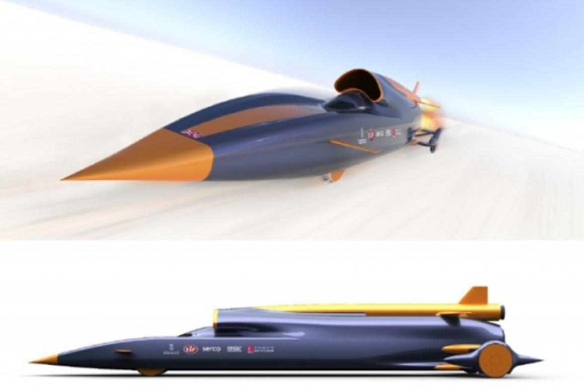 Land Speed Record >> Faster Than A Speeding Bullet Uk Team Sets Sights On New