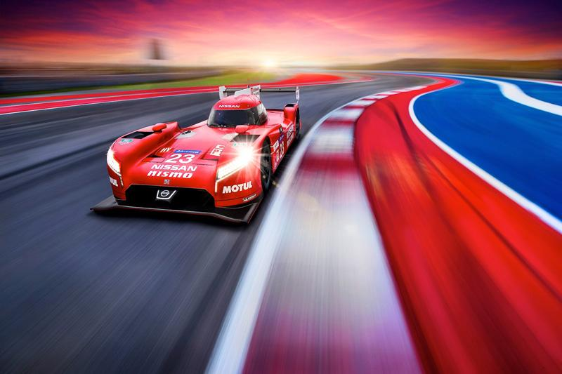 Nissan has unveiled the GT-R LM Nismo that will race at Le Mans
