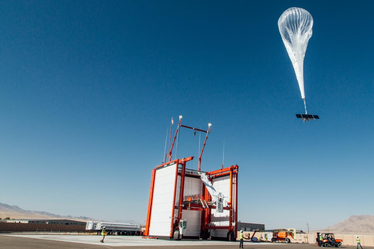 Project Loon provided connectivity in Puerto Rico after Hurricane Maria and has now begun commercial operations in Kenya