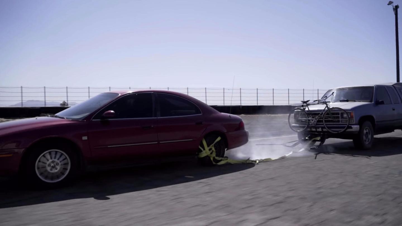 The Grapplercauses instantrear tire trauma