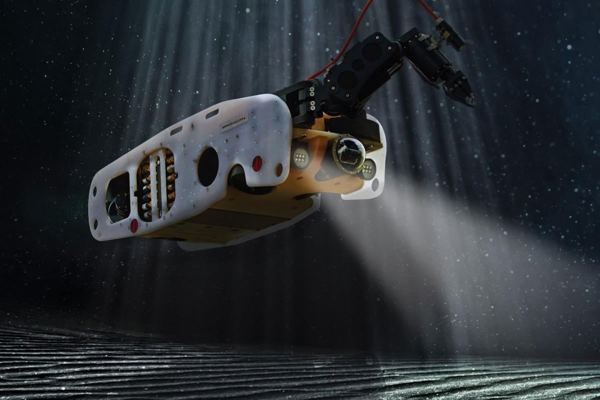 Sea Wasp is designed to locate, identify, and dispose of underwater IEDs