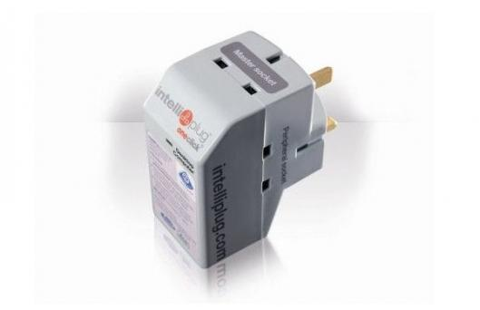 The Intelliplug is a compact solution for a small number of components