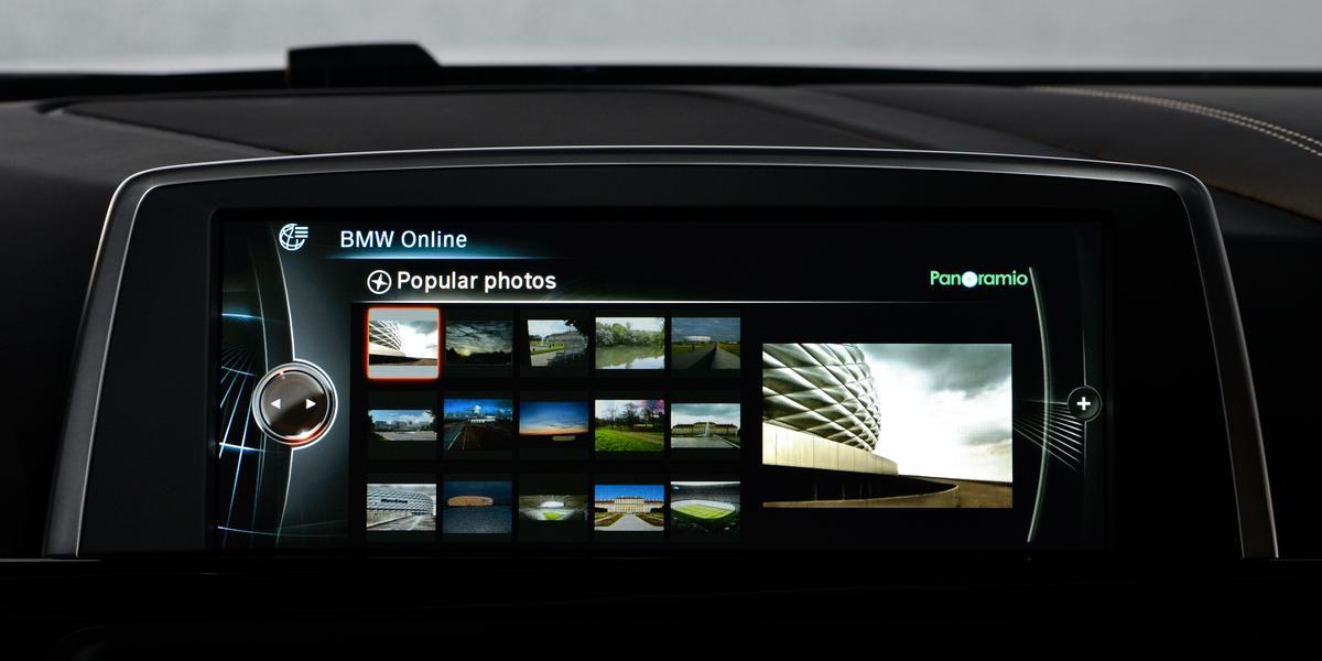 BMW announces updates to its ConnectedDrive infotainment suite