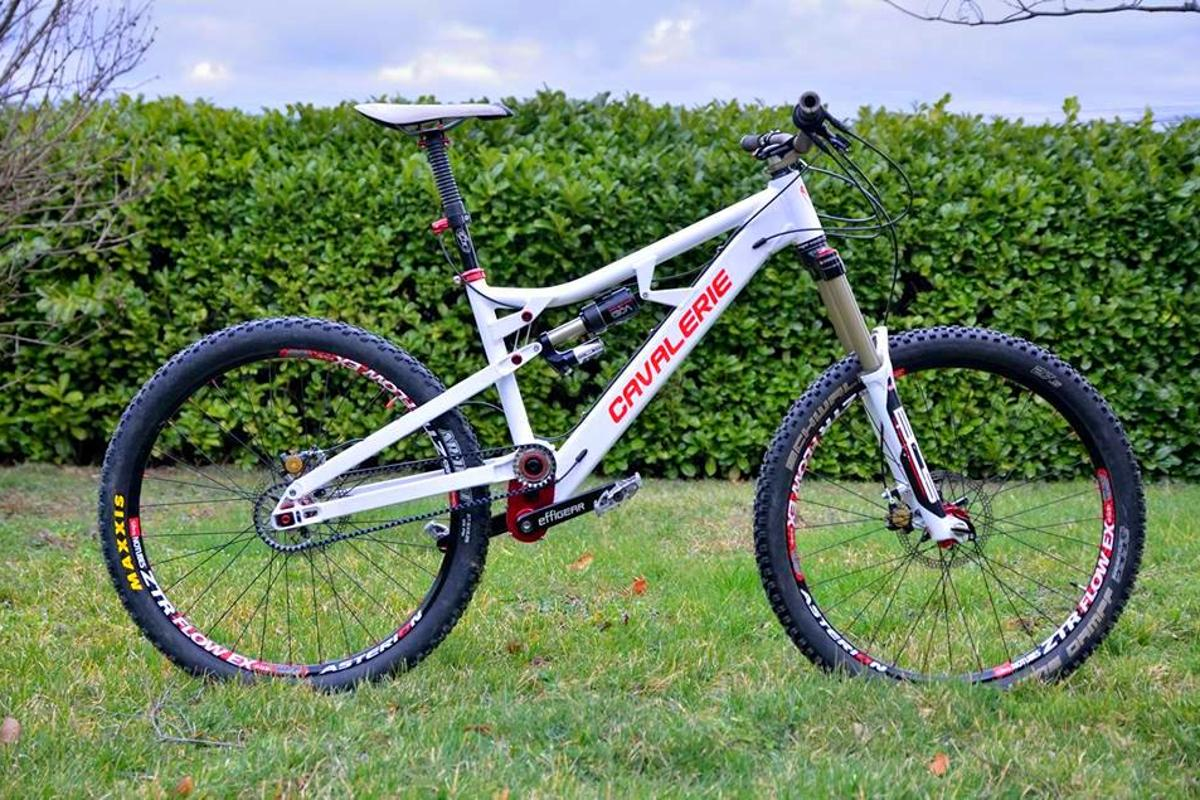 The Cavalerie Anakin enduro bike