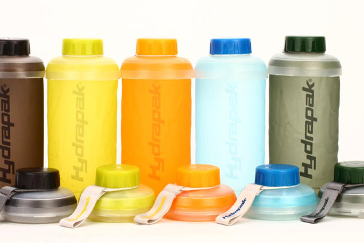 The Hydrapak Stash will be available within the next few months in several colors