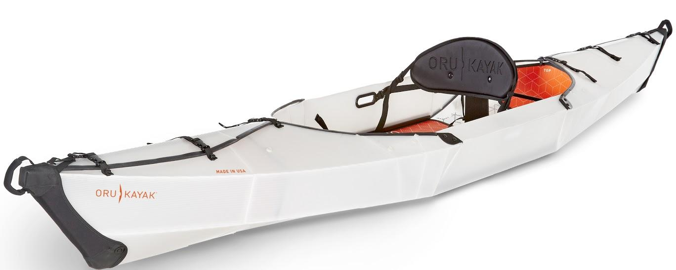 The new Beach kayak is a few inches wider for added stability