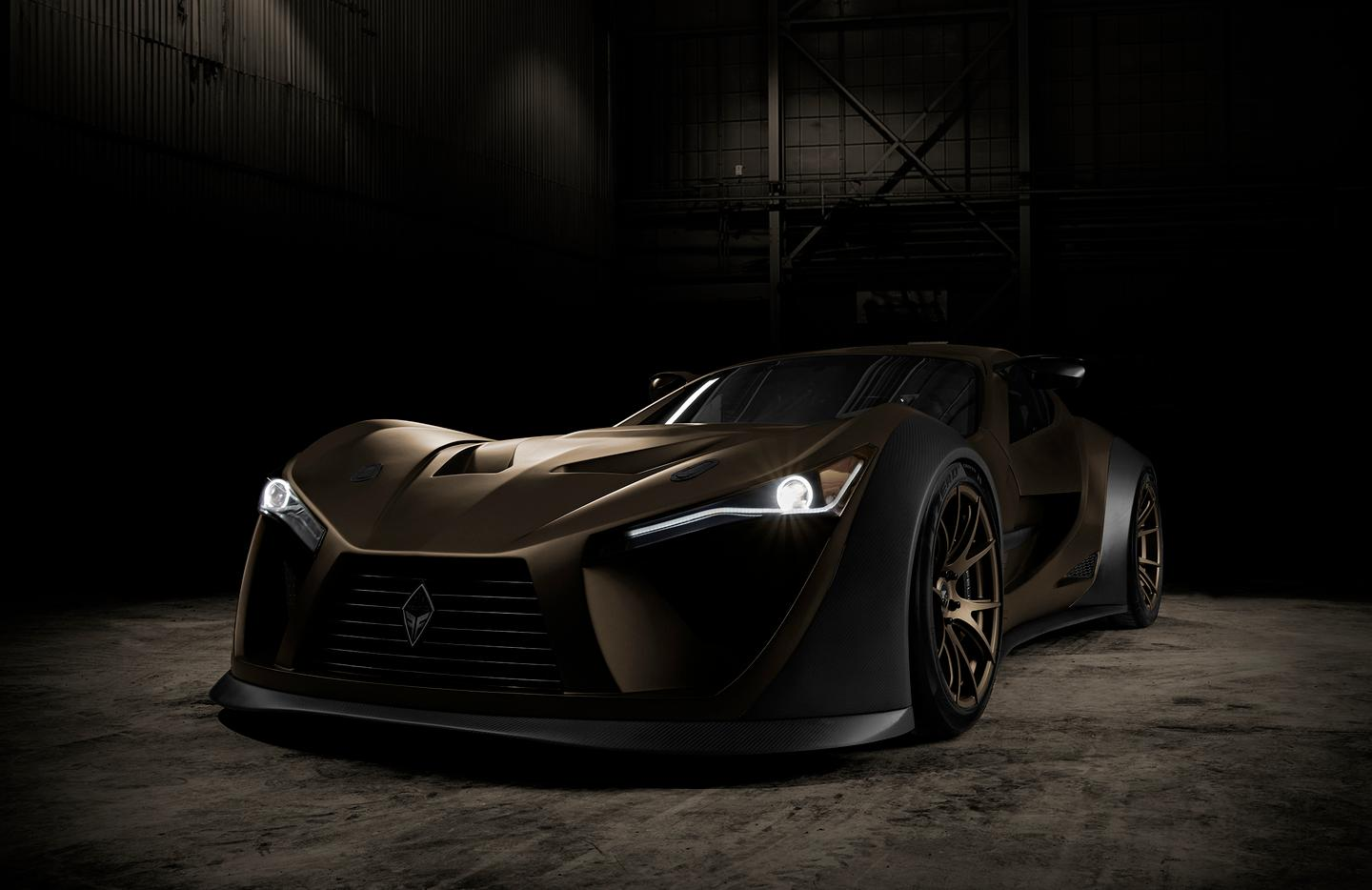 The Felino CB7R: 700 horsepower of track-ready performance for the road