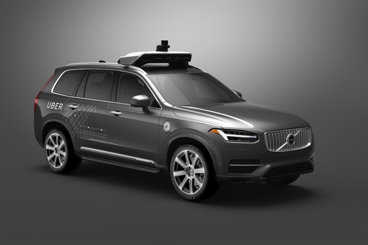 Self-driving Ubers come to Pittsburgh –with human drivers on board