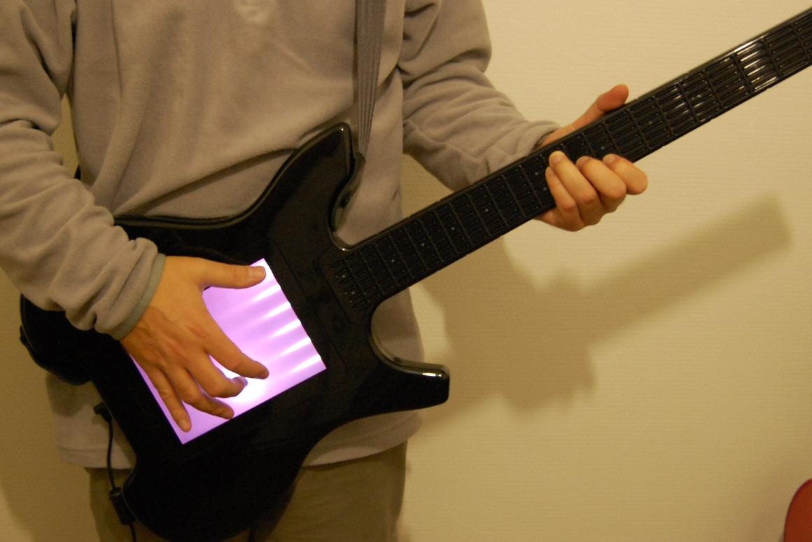 A hands-on review of the Kitara digital guitar synthesizer