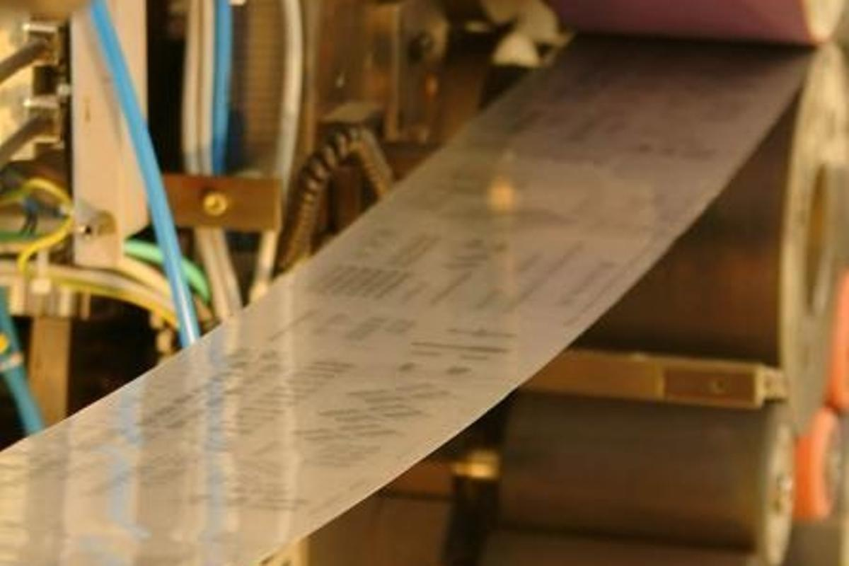 On the rise: Printable electronics