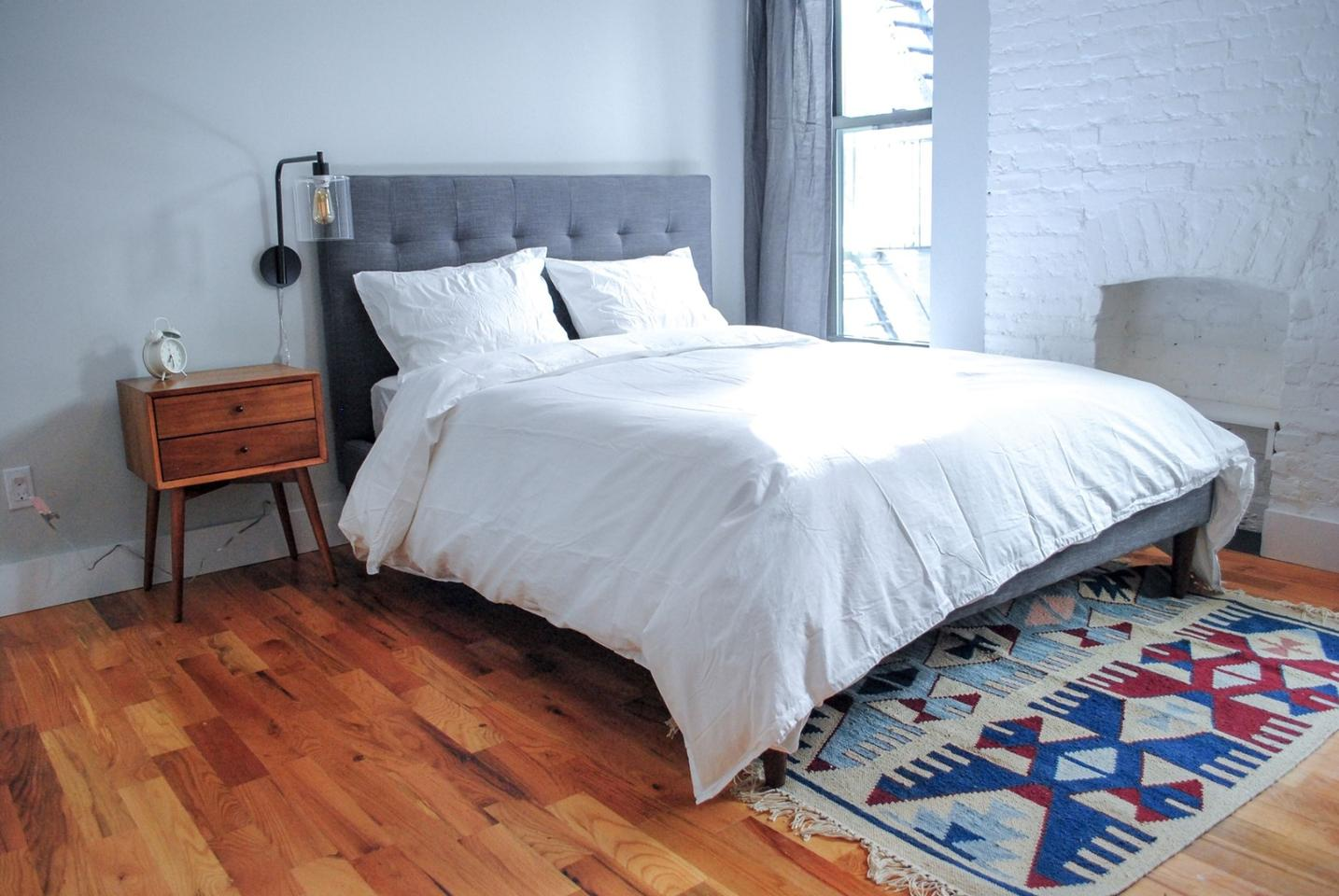 Common's Crown Heights houses 19 private bedrooms across four floors of living space