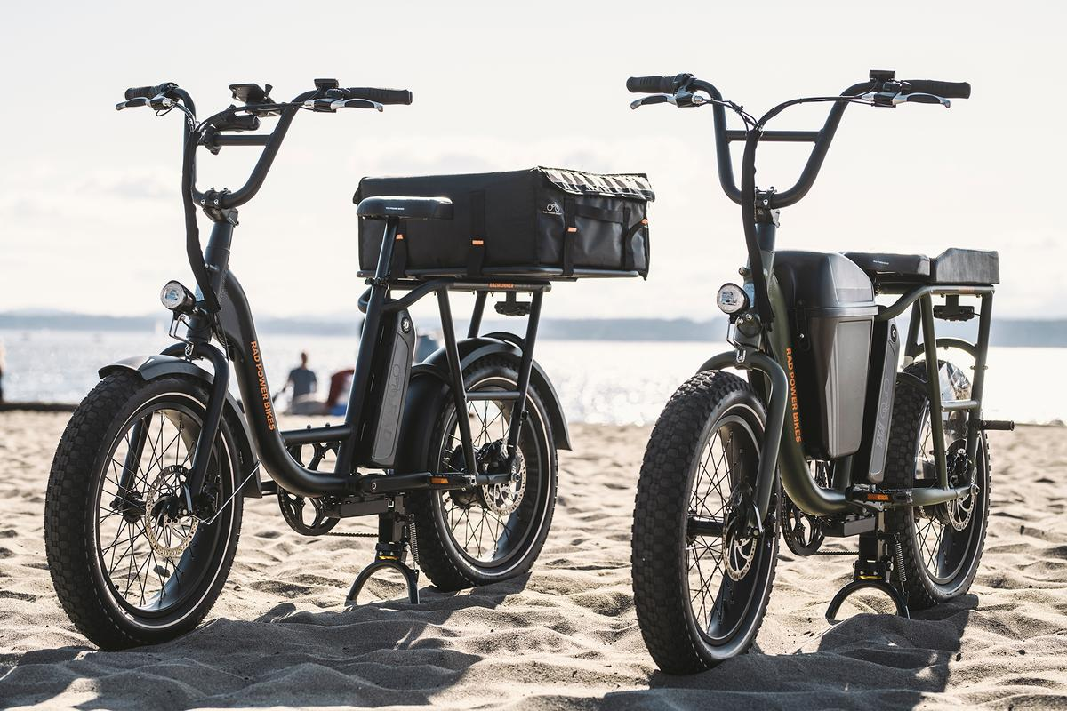 The RadRunner is a solid, modular and practical urban ebike that can replace your car for just US$1,299