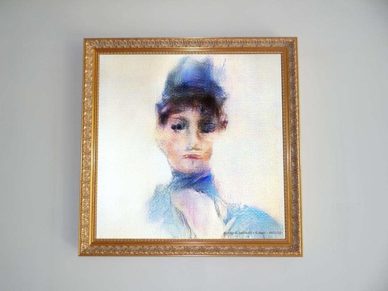 Madame De Belamy