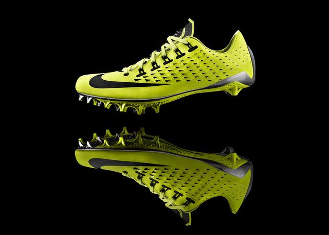 Nike's new Nike Vapor Laser Talon cleat is made using 3D printing technology