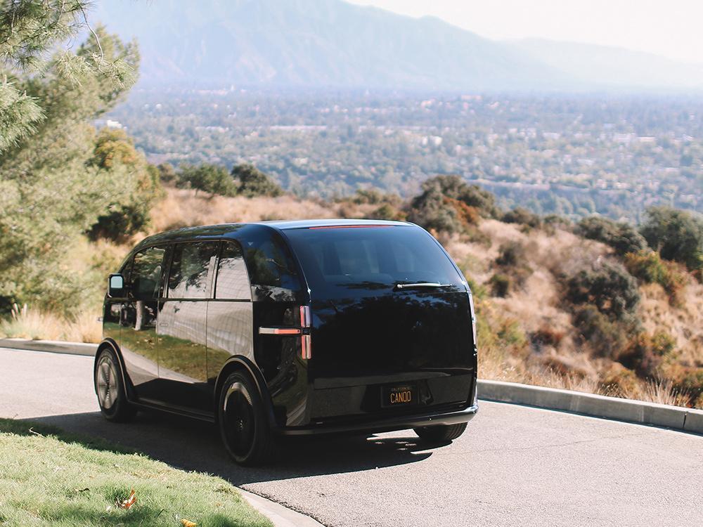 Canoo's Lifestyle Vehicle