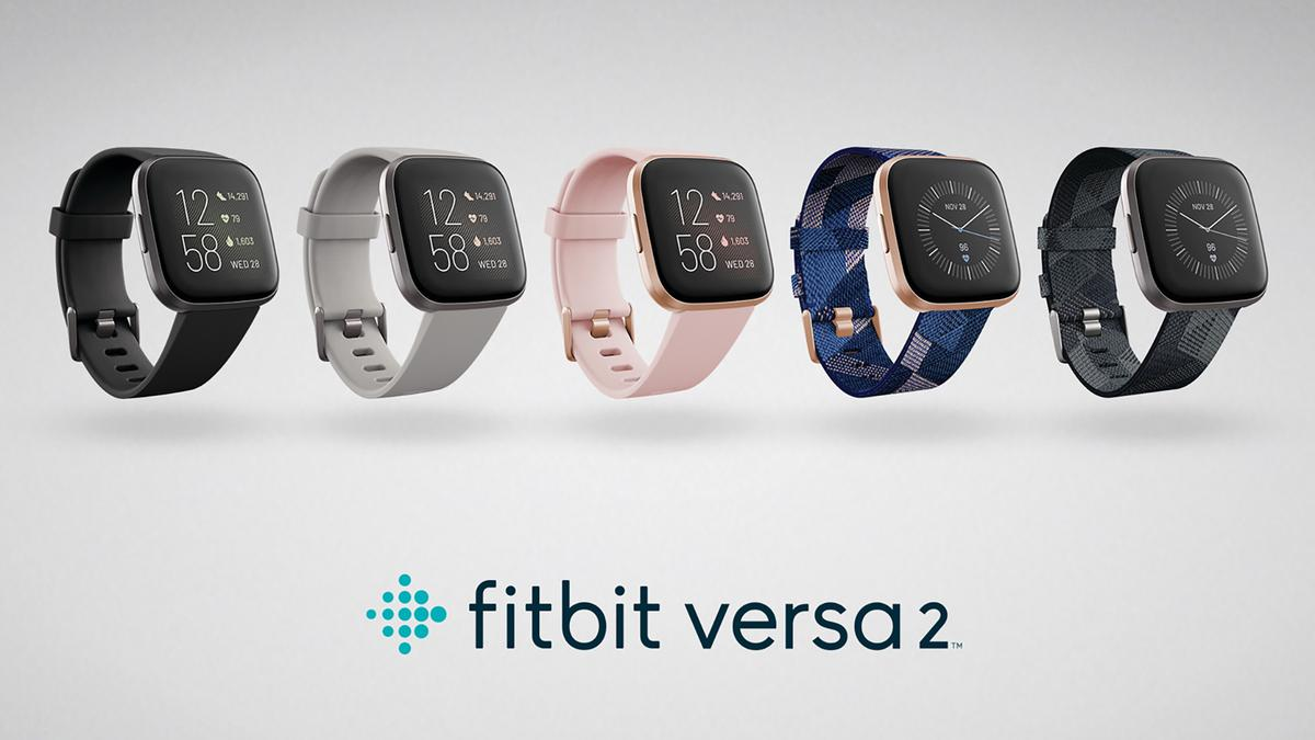 The Versa 2 features a few design tweaks from the first Versa