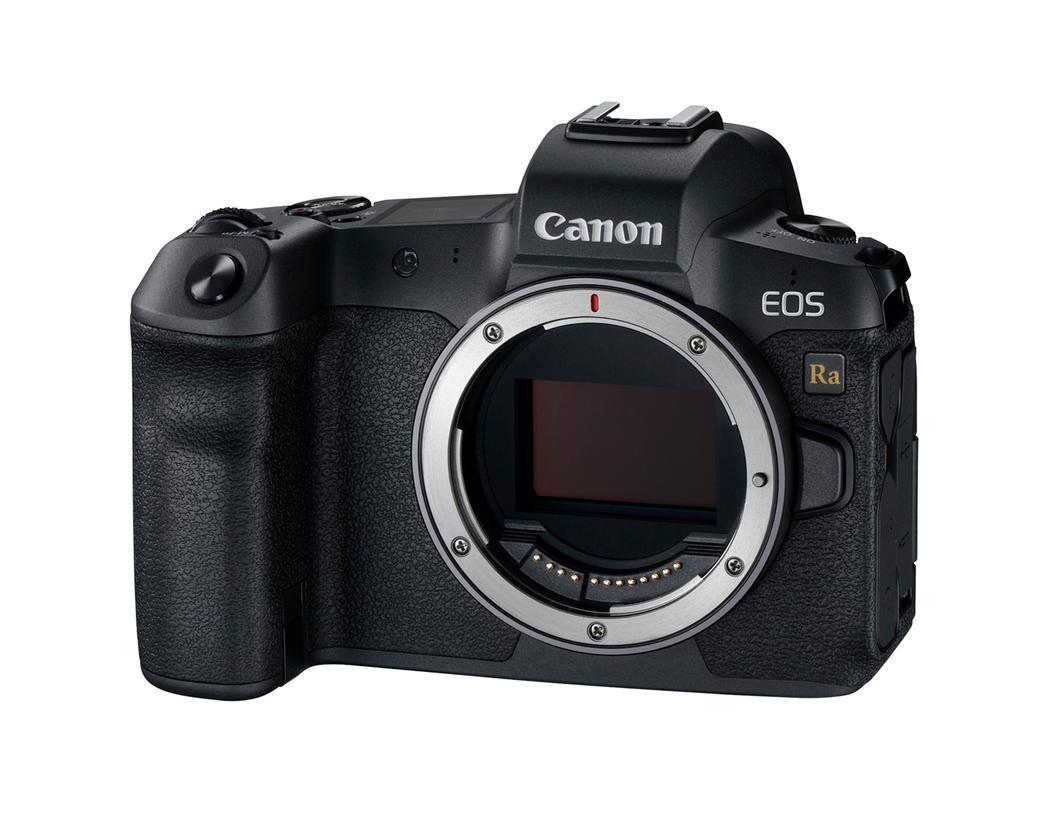 The EOS Ra features a 30.3 MP full-frame sensor, with an IR cutoff filter tuned to capture more hydrogen-alpha rays