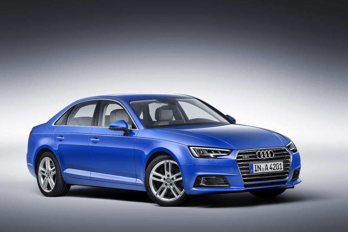 Audi's new A4 is a high-tech entry into a competitive segment