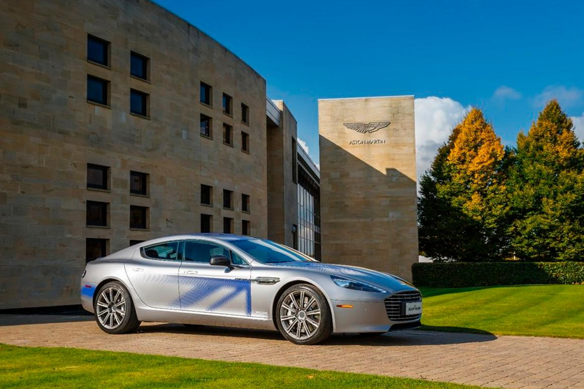 The RapidE concept unveiled in October 2015 is set to go into production