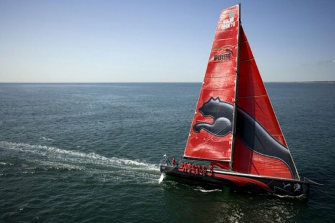 il mostro heads seawardPhoto: Sally Collison/PUMA Ocean Racing