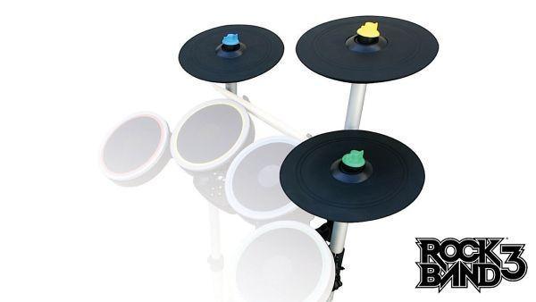 Rock Band 3 brings real instruments to rhythm gaming