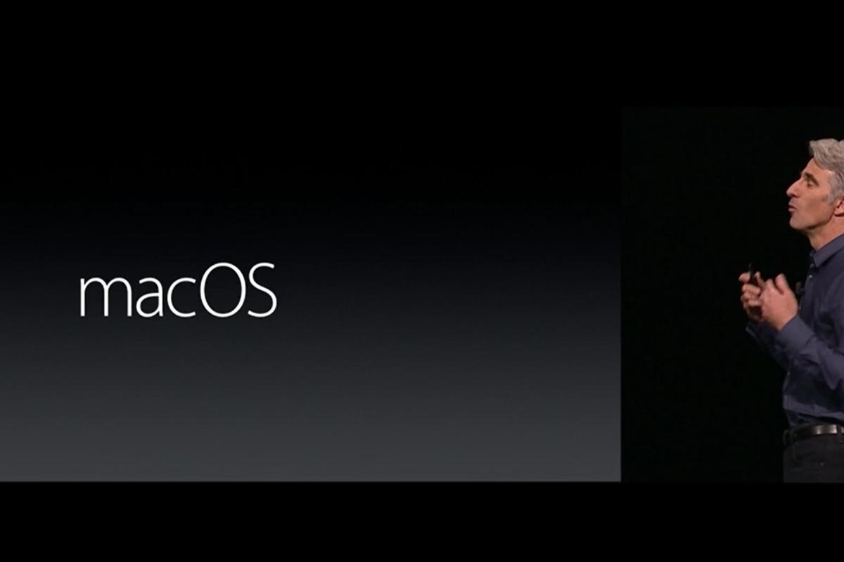OSXis now macOS – with the new version, Sierra, launching for developers