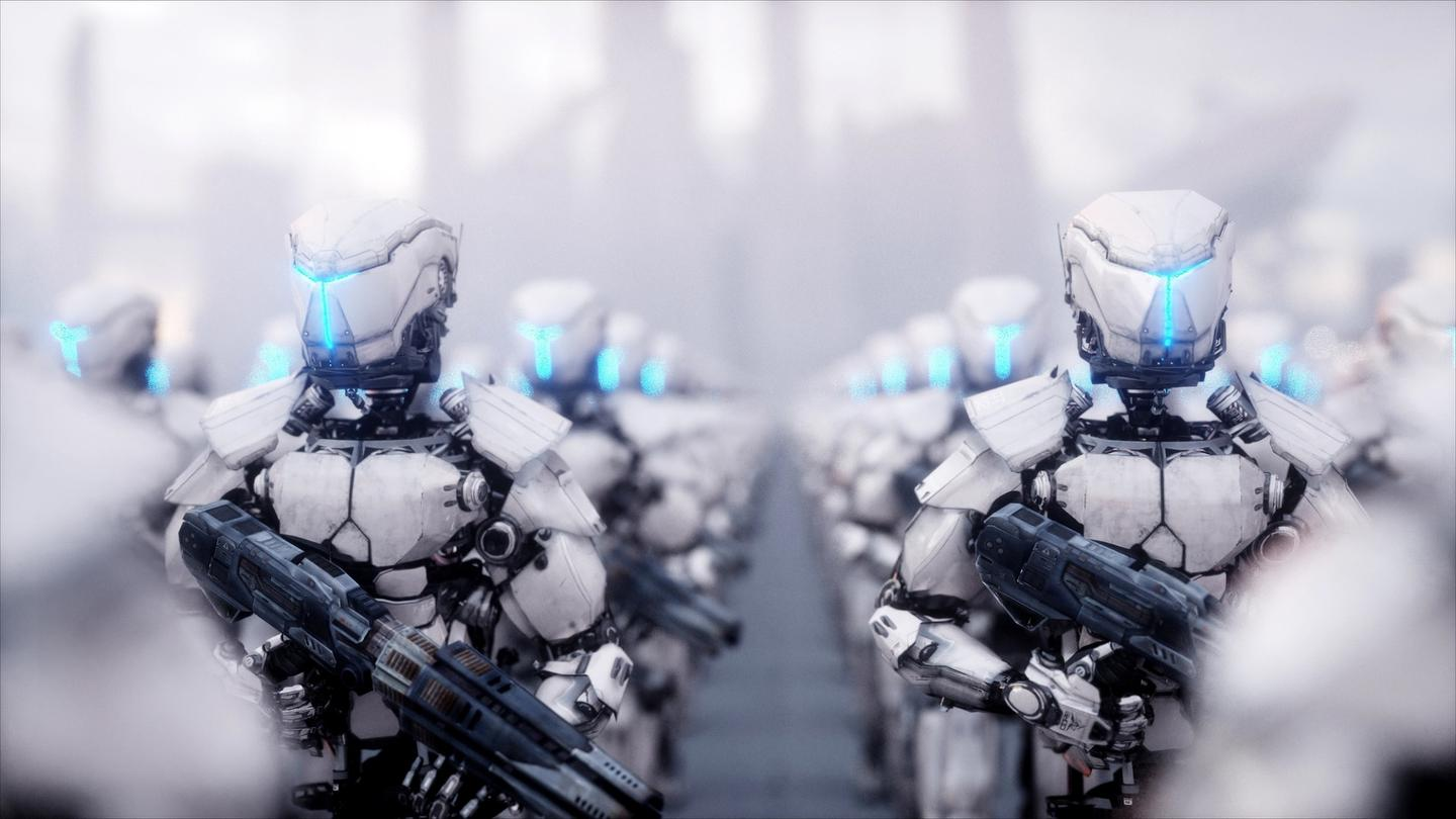 Hundreds of companies and thousands of people from the AI industry have pledged not to develop lethal autonomous weapons