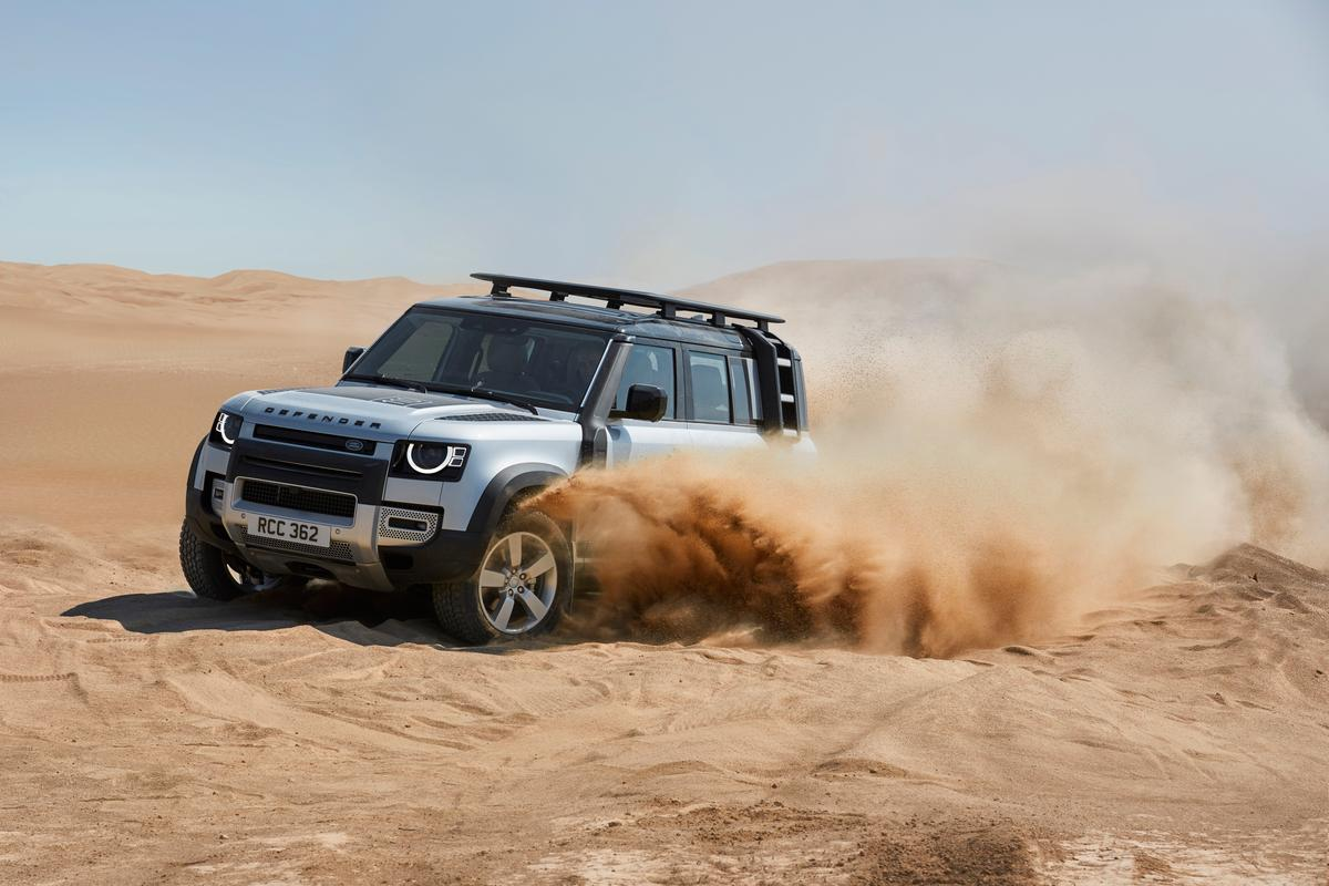 Off-roading and performance in extreme weather will be key testing points for the Defender FCEV