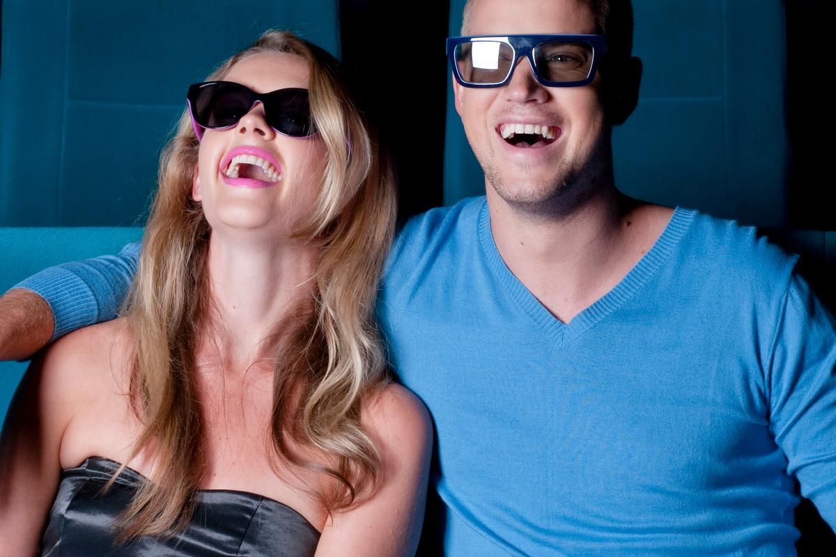 Designer glasses from Look 3D Eyewear lets you retain a semblance of fashion dignity when watching 3D content