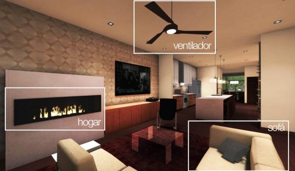 Learn Immersive generates scene descriptions and text translations from scans of real-world environments that you experience in virtual reality, all of which they hope will help immerse you in a new language (Image: Panoptic Group)